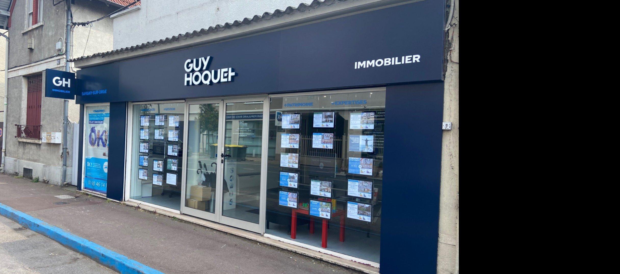 Agence Guy Hoquet SAVIGNY SUR ORGE